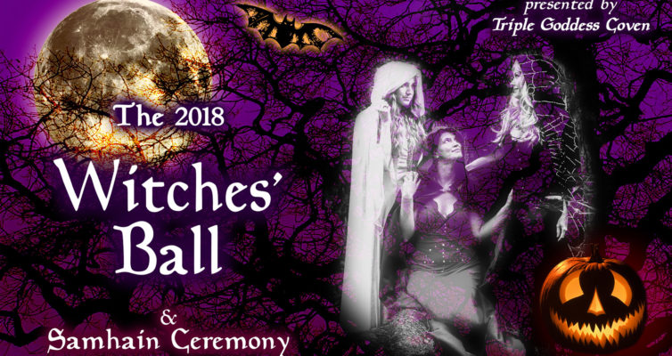 2018 Witches' Ball