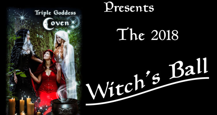 2018 Witch's Ball